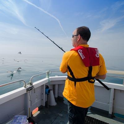 Fishing Wheels